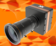 High performance video camera