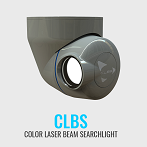 COLOR LASER BEAM SEARCHLIGHT